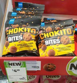 Nestle 110g Chokito Bites