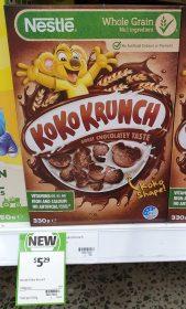Nestle 330g KoKo Krunch
