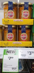 Sirena 200g Tuna Fillets Olive Oil Chilli