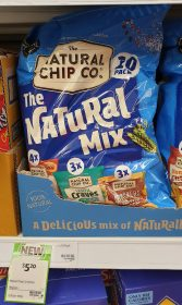 The Natural Chip Co 181g The Natural Mix
