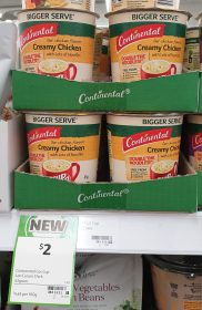 Continental 43g Cup Of Soup Creamy Chicken 1
