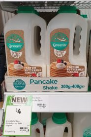 Greens 325g Better Bakes Protein Buttermilk Pancake
