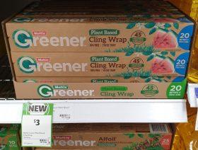 Multix 20m Greener Cling Wrap Plant Based