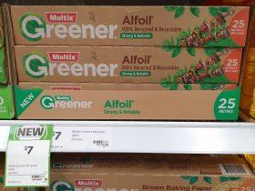 Multix 25m Greener Alfoil