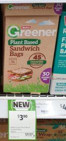Multix 30 Pack Sndwich Bags Plant Based