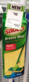 Sabco 1 Pack Breeze Mop Refill