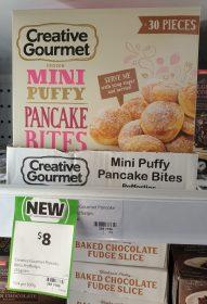 Creative Gourmet 255g Pancake Bites