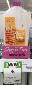 Noshu 240g Buttermilk Pancake Mix