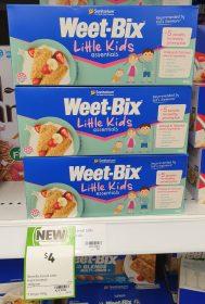Sanitarium 400g Weet Bix Little Kids Essentials