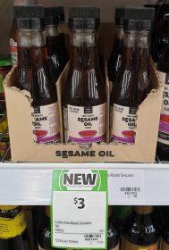 Coles 150mL Asia Sesame Oil