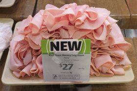 Coles 27 Kg Leg Ham Red Gum Honey