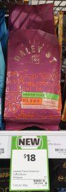 Daley St 500g Coffee Beans Medium Roast