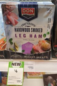 Don 100g Leg Ham Hardwood Smoked 1
