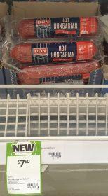 Don 200g Salami Hot Hungarian 1