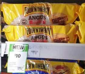Four N Twenty 700g Pie Angus Aussie Beef 1