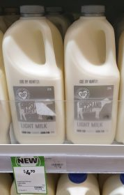 Gippsland Jersey 2L Milk Light