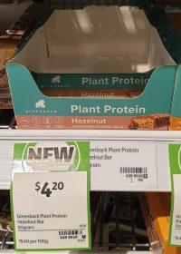 Greenback 50g Plant Protein Hazelnut