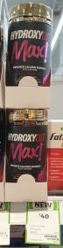 Hydroxycut 60 Pack Max