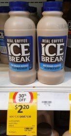 Ice Break 500mL No Sugar Added Espresso 1
