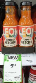Leon 275g Tomango Ketchup