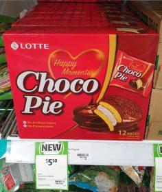 Lotte 336g Choco Pie 1