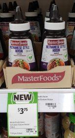 MasterFoods 250mL Sauce Vietanamese Style Hoisin