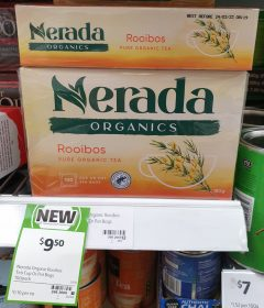 Nerada Organics 180g Tea Rooibos