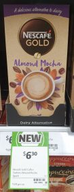 Nescafe 6 Pack Gold Almond Mocha
