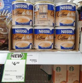 Nestle 395g Coffee Milk