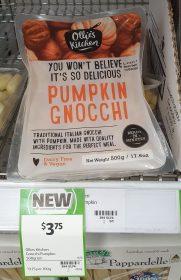 Ollies Kitchen 500g Gnocchi Pumpkin