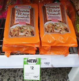 Pandaroo 200g Brown Rice Vermicelli 1