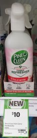Pine O Cleen 450mL Fabric Refresher Pink Water Lilly