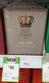 Queen Victoria 200g Tea Earl Grey
