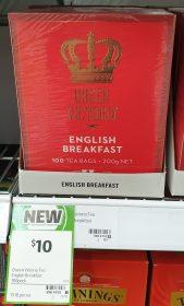 Queen Victoria 200g Tea English Breakfast
