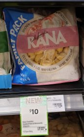 Rana 565g Tortellini Smoked Ham Mozzarella 1
