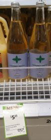 Summer Snow 750mL Sparkling Apple Juice Granny Smith Mint