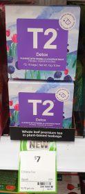T2 15g Tea Detox