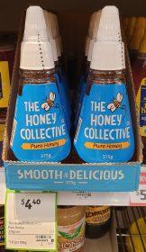 The Honey Collective 375g Honey