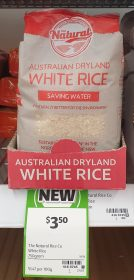 The Natural Rice Co 750g White Rice