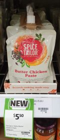 The Spice Tailor 200g Butter Chicken Paste 1