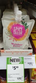 The Spice Tailor 200g Malabar Paste 1