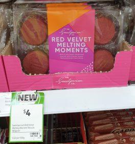 The Sweetporium Co 180g Red Velvet Moments