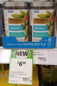 Twinings 12 Pack Cold Brew Refresh