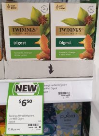 Twinings 18 Pack Hot Brew Digest 2