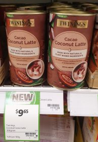 Twinings 200g Latte Cacao Coconut