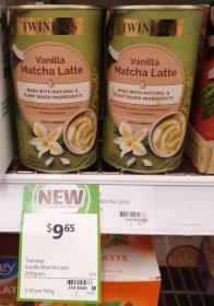 Twinings 200g Latte Vanilla Matcha