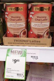 Twinings 200g Latte Warming Chai