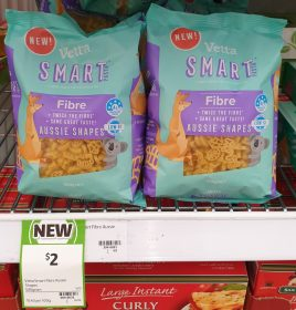 Vetta 500g Smart Pasta Fibre Aussie Shapes 1