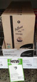Vittoria 12 Pack Coffee Capsules Organic Espresso
