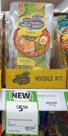Blue Dragon 201g Noodle Kit Ramen
